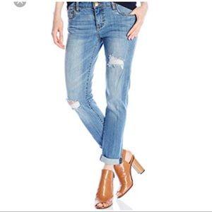 KUT from the Kloth Catherine boyfriend jeans